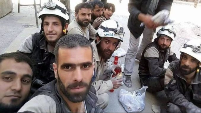 The US and its allies have ramped up plans to evacuate hundreds of members of the White Helmets and their families from Syria.