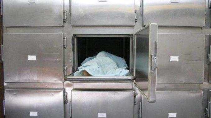 Woman wakes up alive in morgue after being declared dead