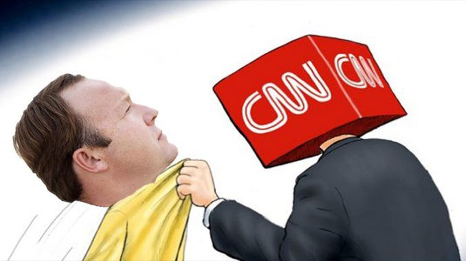 CNN declares Alex Jones a domestic terrorist