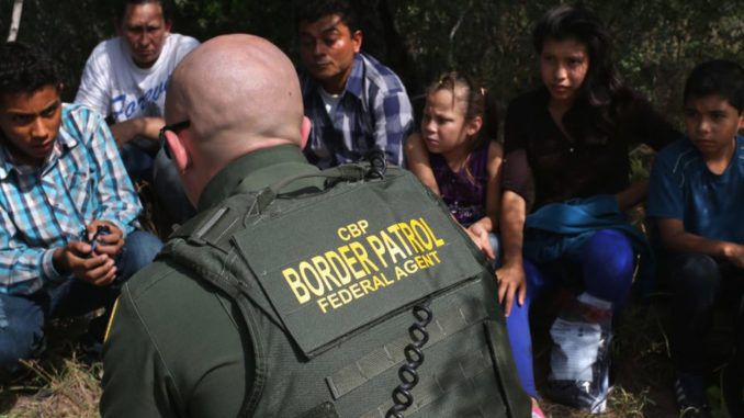 DHS say they separate rapists from victims at border