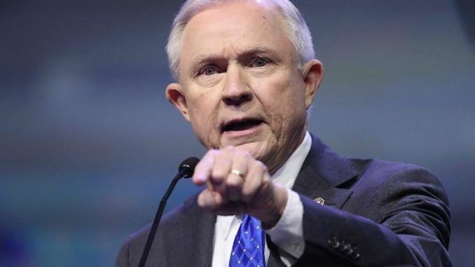 Jeff Sessions orders FBI to cut all ties to SPLC hate group