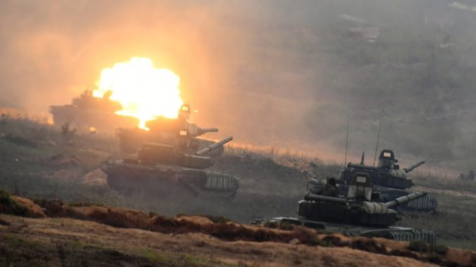 NATO launches largest ever WW3 drills on Russian border