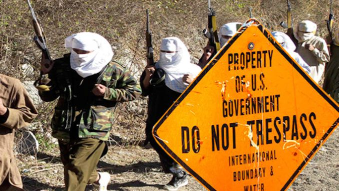 Al-Qaeda caught entering America via Mexican border