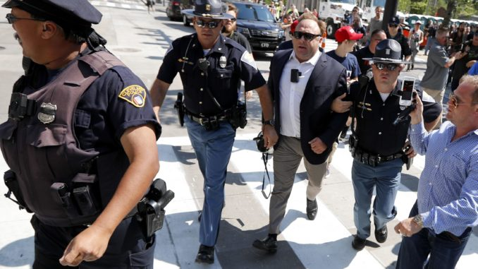 """According to senior Infowars staff, widely shared reports that Texas Liberty Radio, a pirate station, is connected to Alex Jones are """"not true in any way."""""""