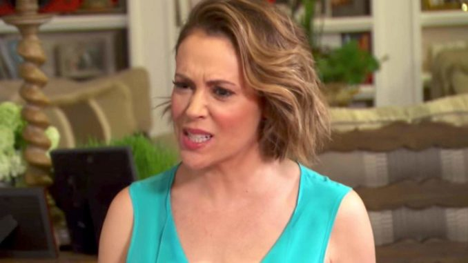 Alyssa Milano blames Russia for Democrat election loss in Ohio
