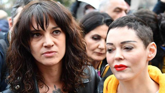 MeToo actress Asia Argento accused of raping teenage boy