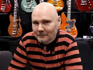 The Smashing Pumpkins frontman doubled down on claims he has witnessed shapeshifting reptilians in the flesh — twice.