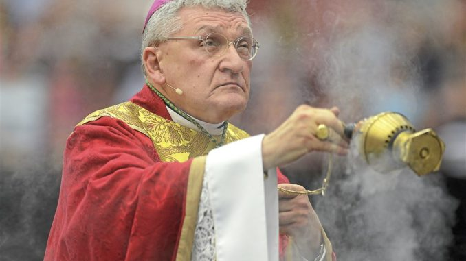 Senior Catholic Bishop blasts Vatican for protecting pedophile priests
