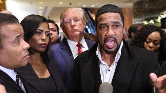 "President Donald Trump was praised by black pastors, including one who said he is the ""most pro-black president"" in our lifetime."