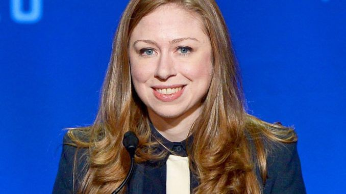 Chelsea Clinton told a group of abortion activists that abortion has added $3.5 trillion to the economy since Roe vs Wade in 1973.