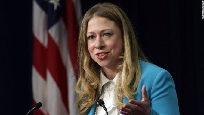 Chelsea Clinton says she is considering running for office to vindicate her mother
