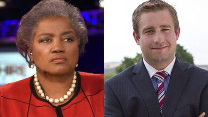 FAA records show Donna Brazile was in DC at the time of Seth Rich murder