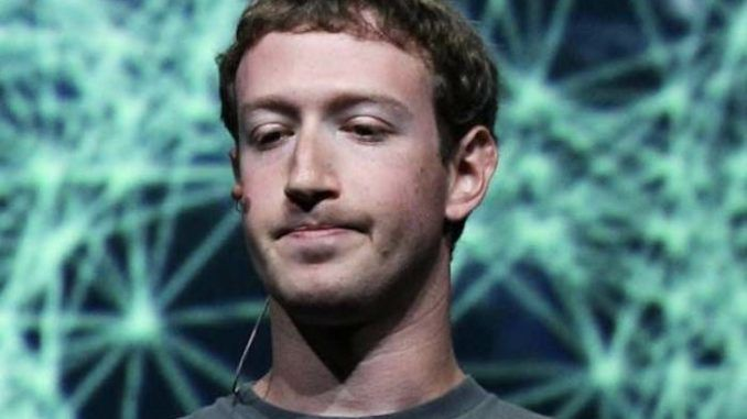 Entrepreneur sues Mark Zuckerberg for stifling free speech on Facebook