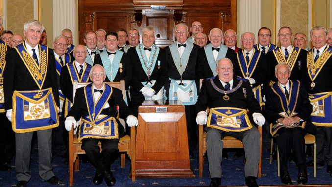 Freemasons opens its doors to transgender women