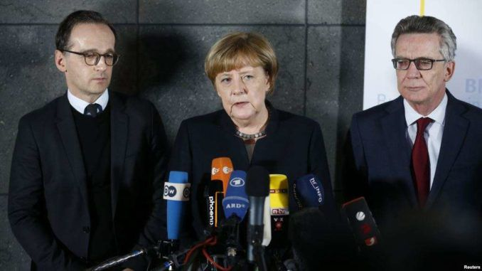 Germany announces it is cutting all financial ties with the USA