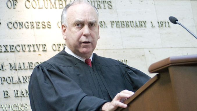 Judge Ellis receives death threats after denying CNN their doxxing request