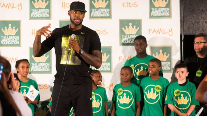 LeBron James' new public school will cost taxpayers four times more than his foundation will donate to the school per year, a new report says.