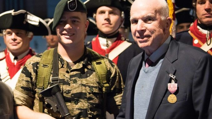 Washington Post admits John McCain accidentally killed 134 sailors during his time in Navy