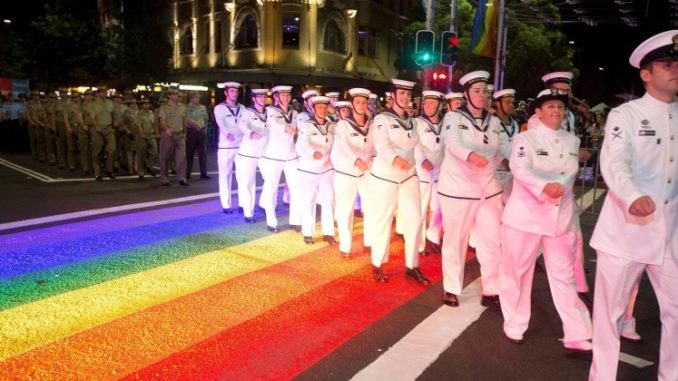 Australian military ban use of gender pronouns