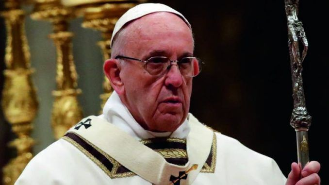 Archbishop says Pope Francis knowingly hid pedophile priest's sins