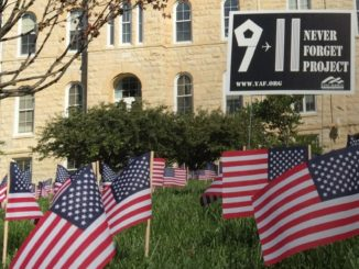 A private school in Wisconsin has banned a September 11 memorial from being held on college grounds because it is offensive to Muslims.