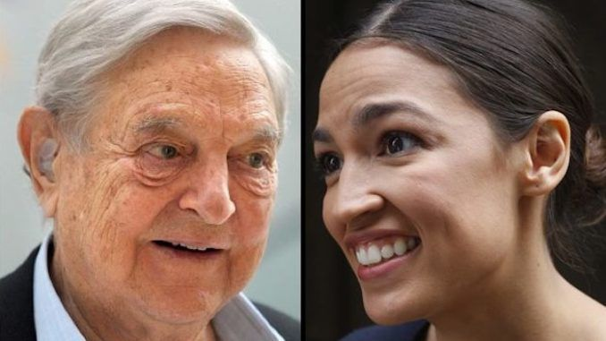 George Soros endorces Ocasio-Cortez for President