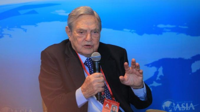 Leaked George Soros memo reveals plan to control social media companies