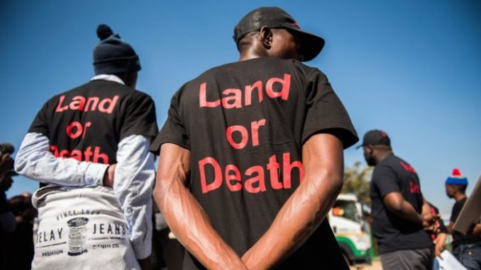 South Africa gears up for civil war