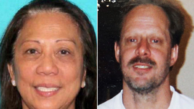 Stephen Paddock's girlfriend admits she works for the FBI