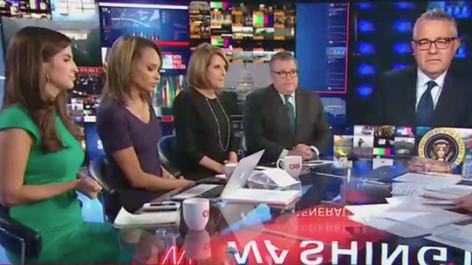 CNN panel claims America in inherently racist and sexist