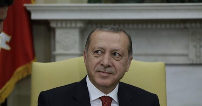 Turkish President Erdogan orders spies to attack politically enemies on U.S. soil