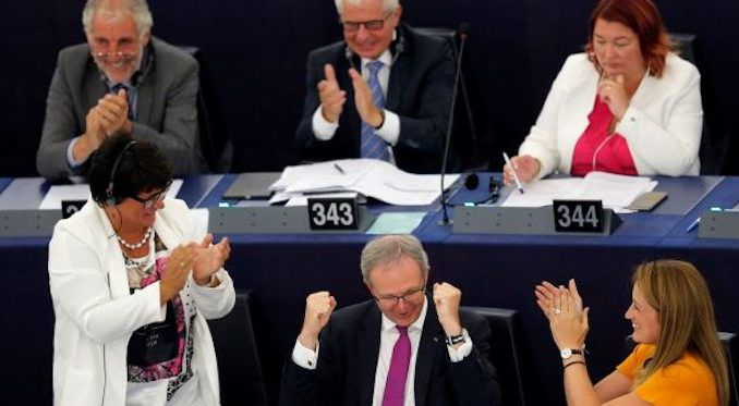 EU passes copyright reform law making the posting of memes illegal