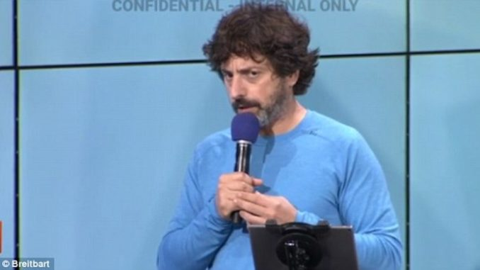 Google co-founder caught on camera saying Trump voters are fascists