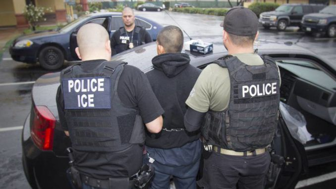 ICE arrests 150 criminal illegal aliens who took advantage of California's sanctuary city laws