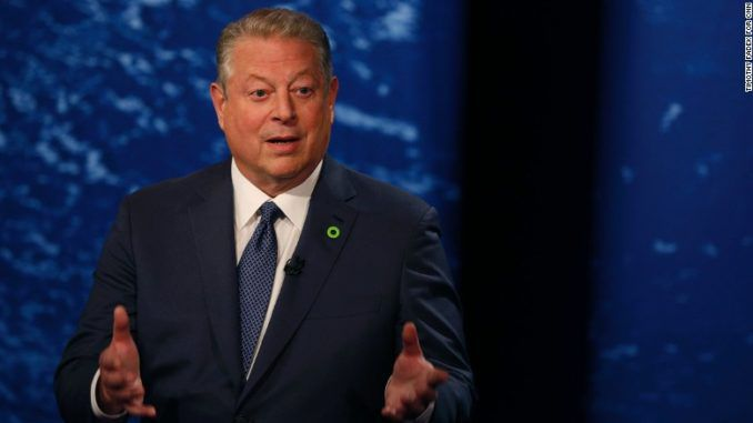 Al Gore's dubious claims about Hurricane Florence debunked by real scientists