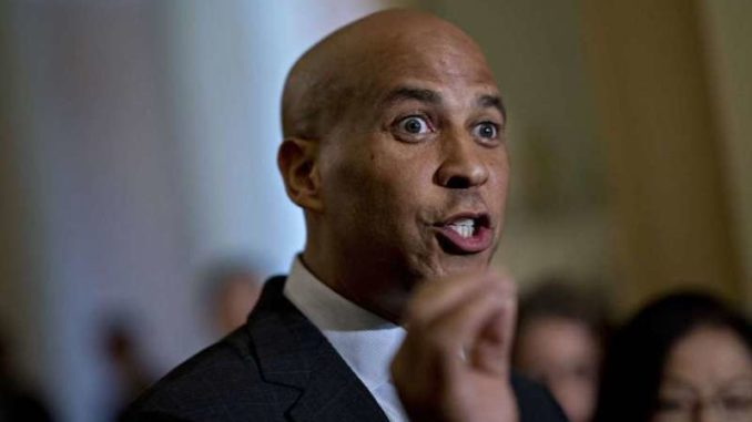 Cory Booker, who is demanding an FBI investigation into Brett Kavanaugh, has admitted he sexually assaulted a college girl.
