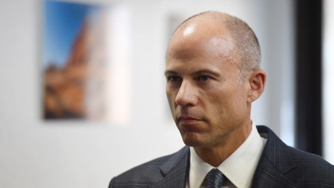 Creepy porn lawyer goes into hiding after new Kavanaugh accuser refuses to testify