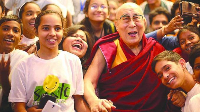 Dalai Lama admits he knew about child sex abuse by Buddhist teachers since the 1990's