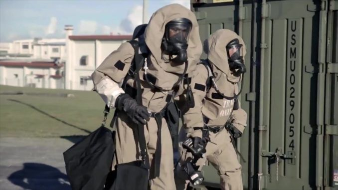 US diplomats trafficked human blood, biowarfare agents as part of secret military program