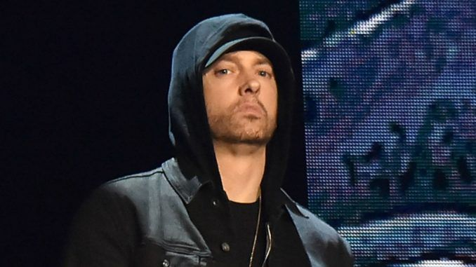 Eminem's anti-Trump album is a massive flop