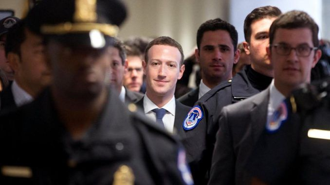 New study shows Facebook has almost entirely eliminated Conservative voices since 2016