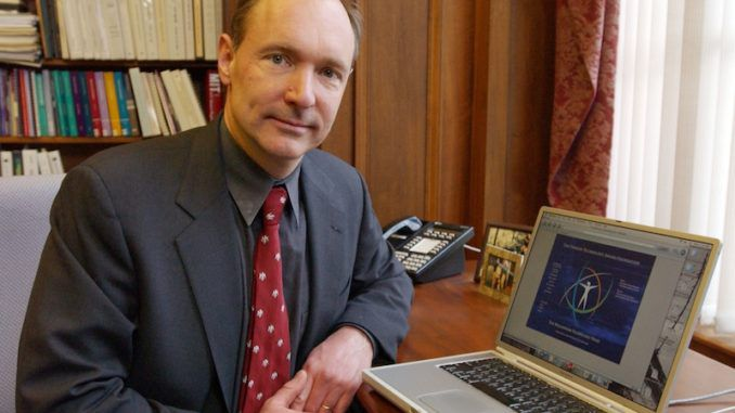 Father of the web promises to take back control of the Internet from Big Tech