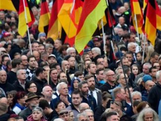 Hundreds of thousands of Germans rise up against open border policy amid media blackout