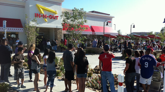 California Democrat leader admits In-N-Out boycott has failed