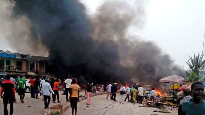 Jihadis burn Christian Pastor and his family alive in Nigeria