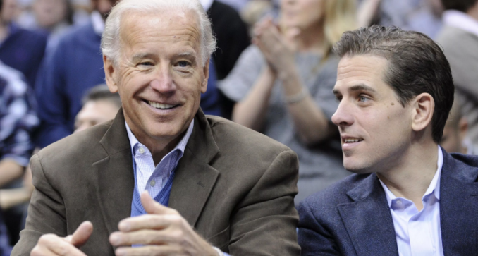 Joe Biden accepted 1 billion dollar bribe from China
