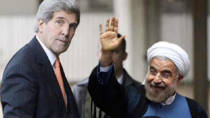 John Kerry could face jail time for secretly colluding with Iran behind President Trump's back