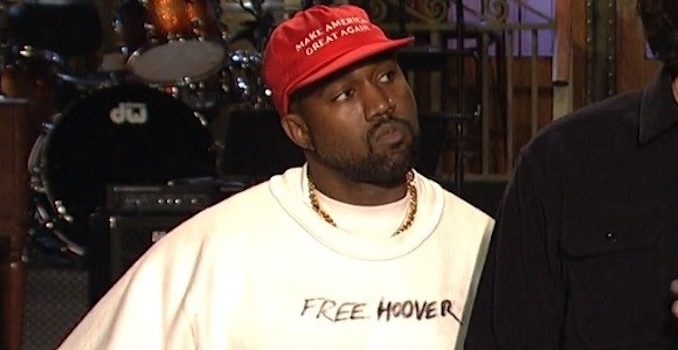 Kanye West was bullied backstage at SNL for wearing pro-Trump MAGA hat
