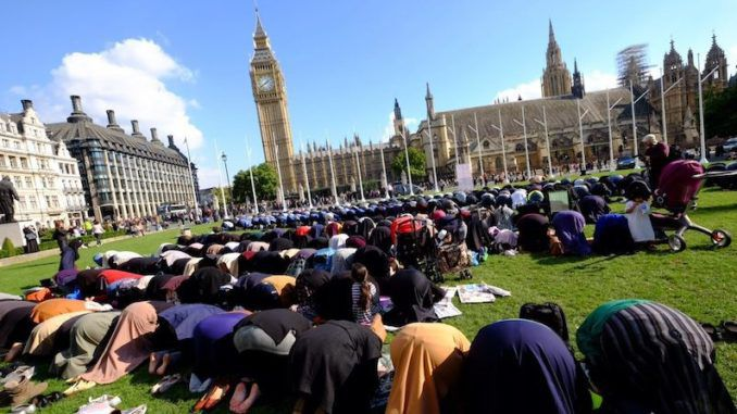 Muhammad is the most popular name for baby boys in England and Wales according to UK government statistics.