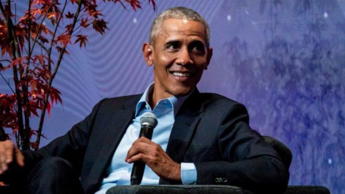 Barack Obama fantasizes about becoming President again